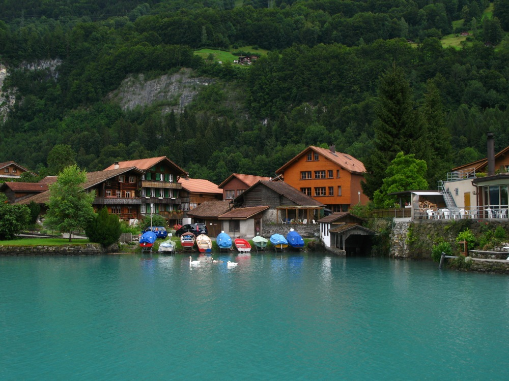 5506_-_Iseltwald_-_Brienzersee